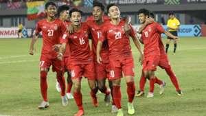 Myanmar vs Cambodia AFF Suzuki Cup 2018