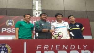 Preskon Indonesia U-19 - Kamboja U-19