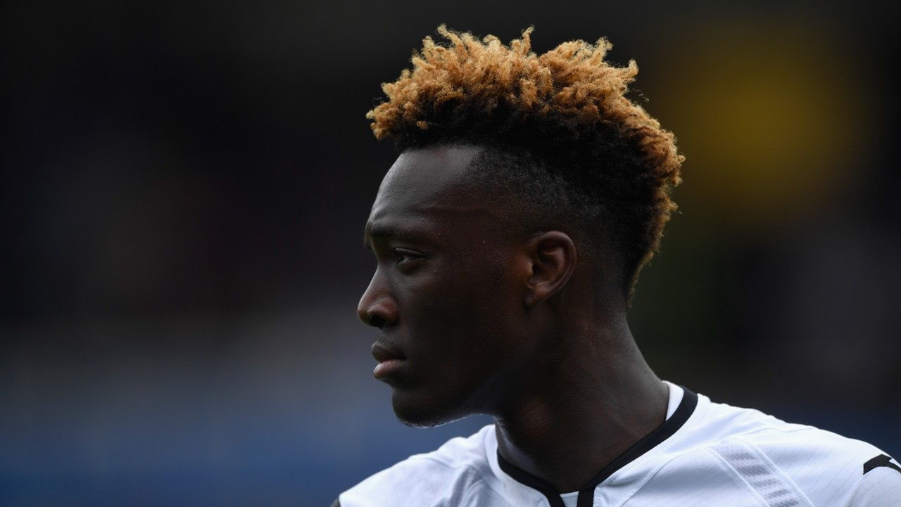 Tammy Abraham of Swansea City