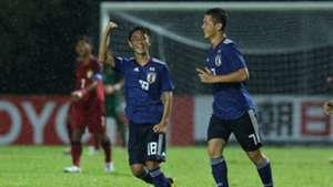 Ryotaro Araki, Japan, AFC U16 Championship