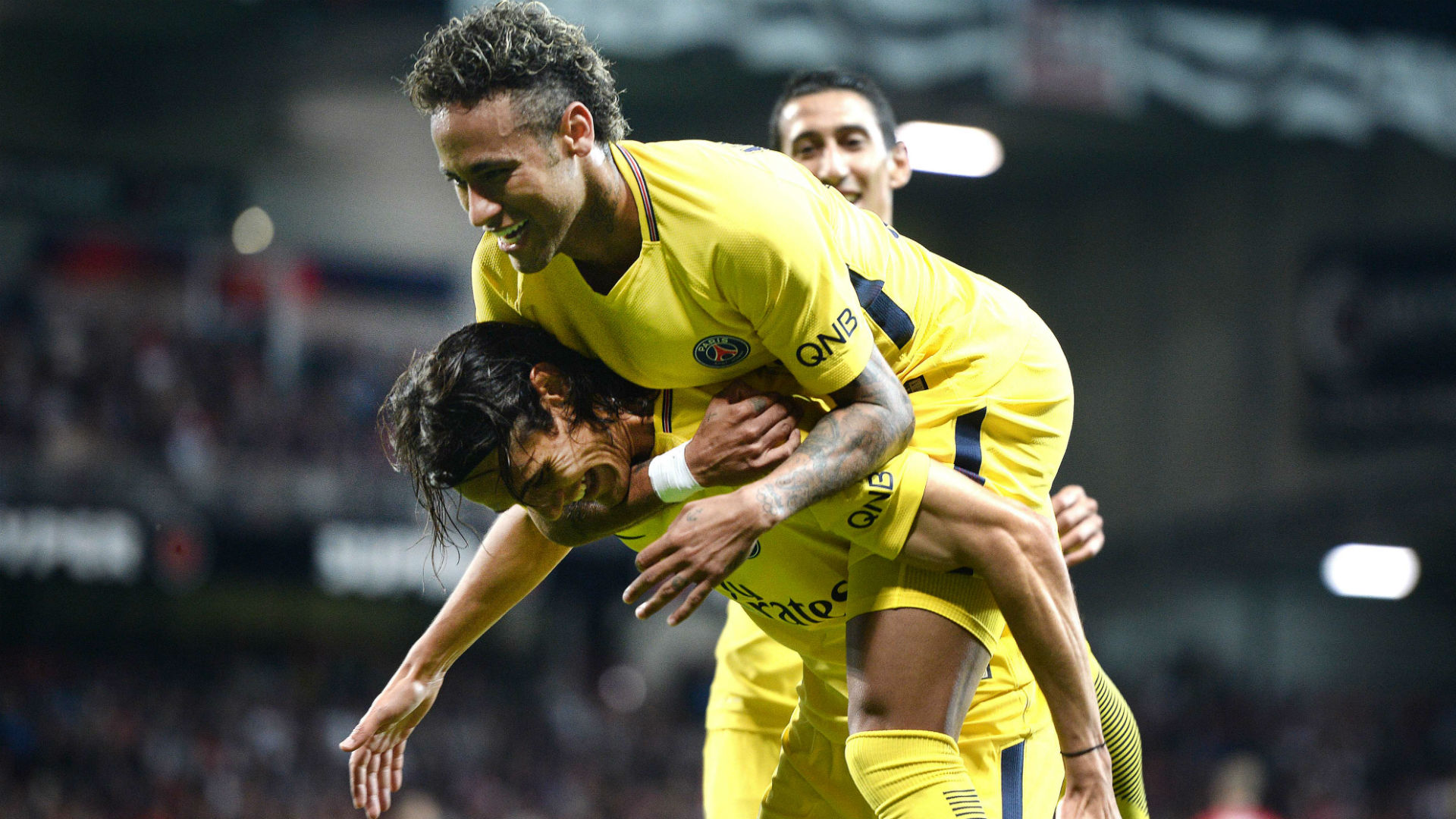 Neymar shines on PSG debut, Falcao inspires Monaco
