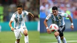 Maximiliano Meza & Cristian Pavón - Argentina