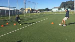Alonzo Broadley Young Bafana