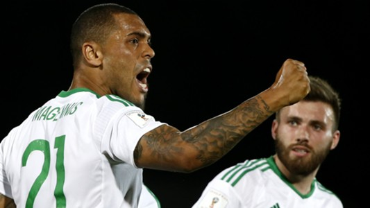 Josh Magennis Northern Ireland