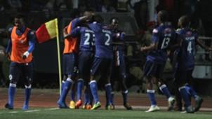 Azam FC wakishangilia