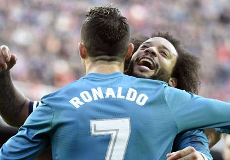 Ronaldo: Juve don't need Bale but Marcelo is welcome