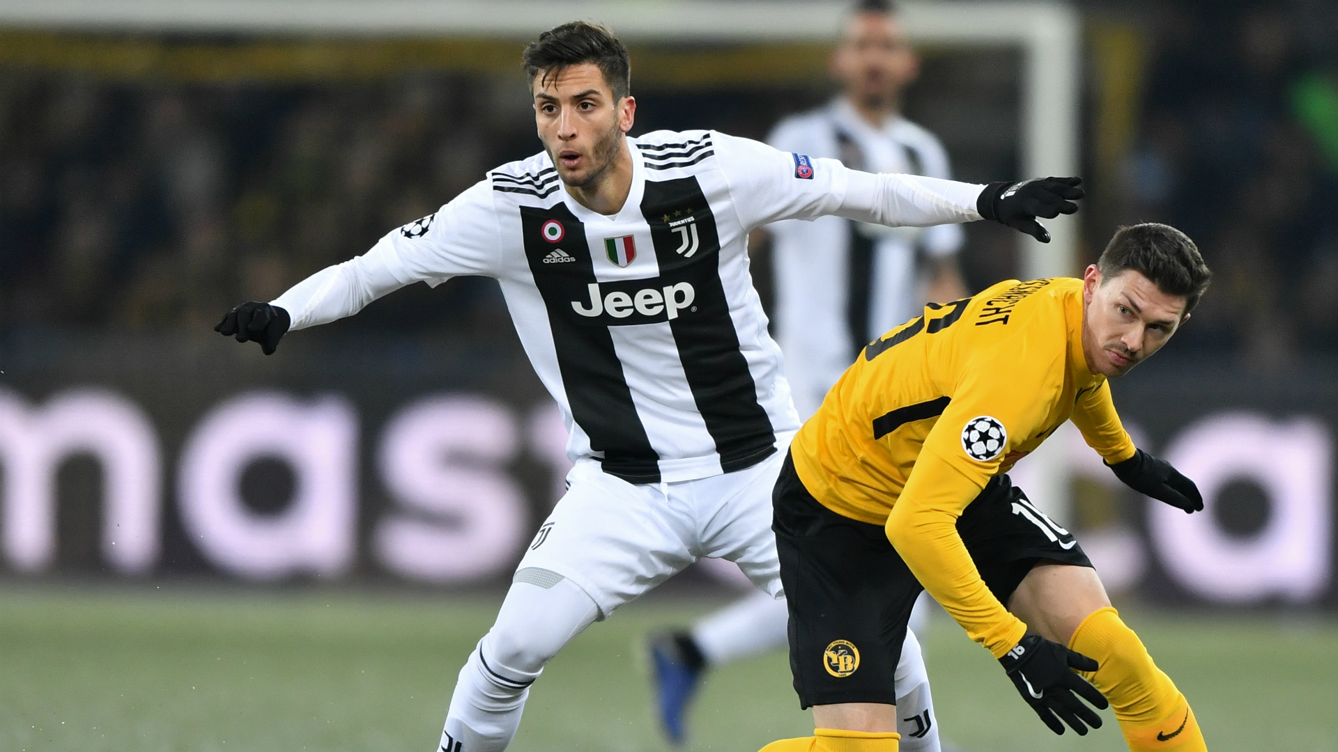 Rodrigo Bentancur Young Boys Juventus Champions League