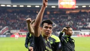 Chucky Lozano PSV vs AZ Alkmaar
