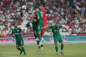 Antalyaspor Konyaspor Super Lig 08/18/18