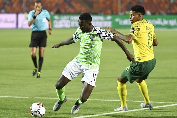 نيجيريا - جنوب أفريقيا