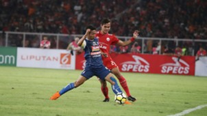 Persija Jakarta - Arema FC 03302018