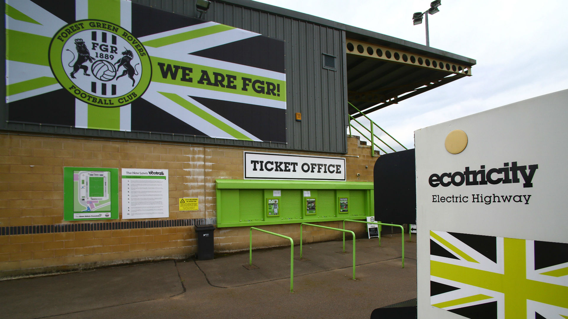 Forest Green Rovers New Lawn
