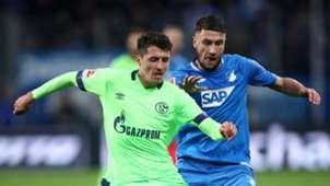 Alessandro Schoepf Ermin Bickacic Schalke Hoffenheim 01122018
