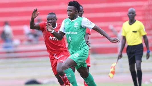 Gor Mahia George Odhiambo beat Cylus Shitote of Ulinzi Stars-David Ndolo