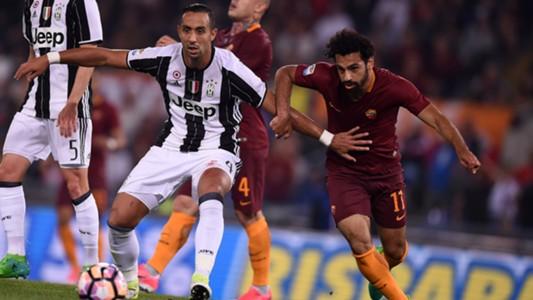 Benatia Salah Roma Juventus Serie A