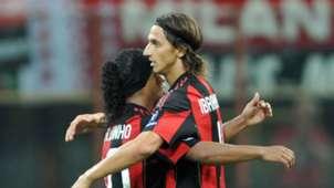 onaldinho Zlatan Ibrahimovic