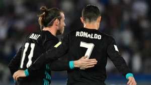 Cristiano Ronaldo Gareth Bale Real Madrid