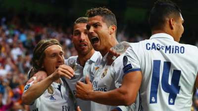 Cristiano Ronaldo Real Madrid Atletico