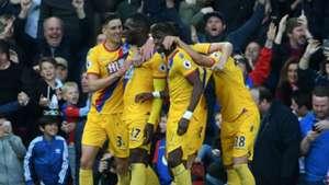 Christian Benteke Crystal Palace Liverpool