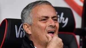 Jose Mourinho Bournemouth