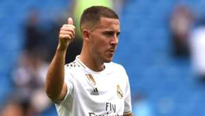 Today is the start of something beautiful, vows Hazard after Real Madrid debut