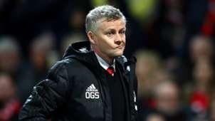 Ole Gunnar Solskjaer Manchester United