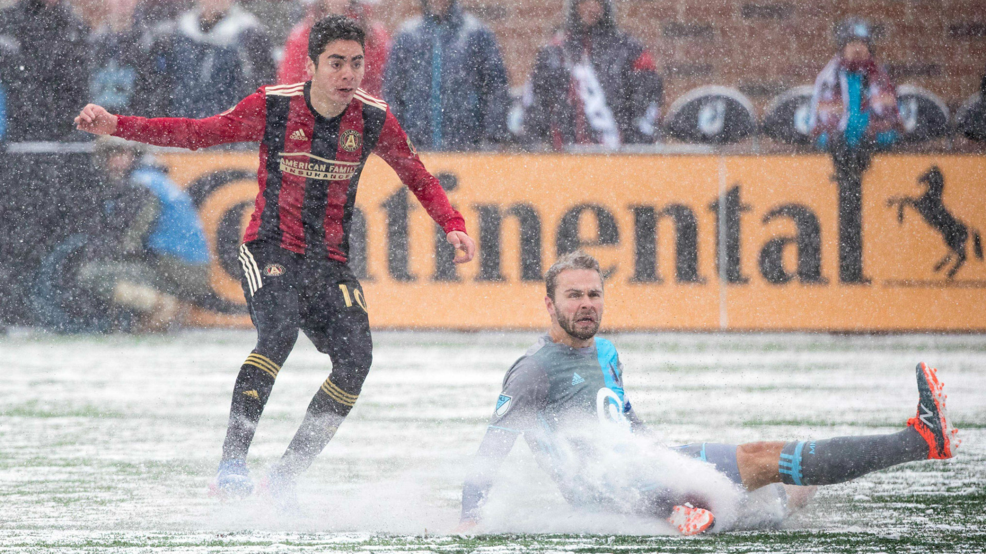 Miguel Almiron Atlanta United MLS 03122017