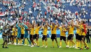 Belgium wins bronze