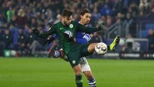 Wolfsburg Schalke 04 Bundesliga 20012019