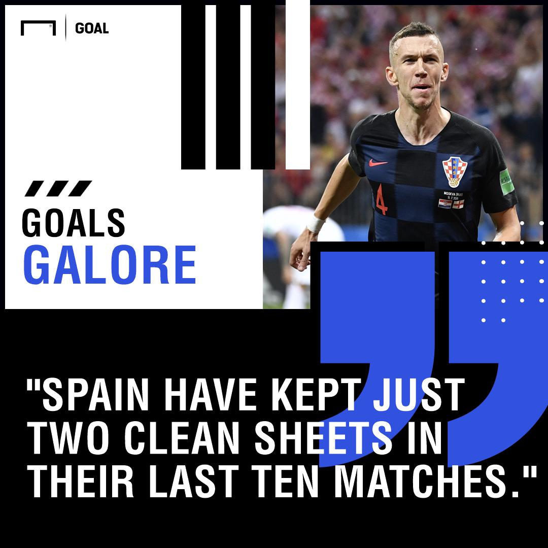 Spain Croatia graphic