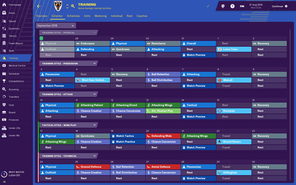 Football Manager 2019 PC Official Thread - Gaming - Nigeria