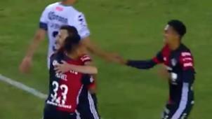 Gol Angelo Henríquez