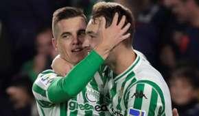 Lo Celso Loren Moron Real Betis