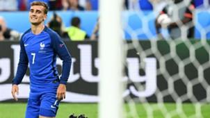 Antoine Griezmann Portugal France UEFA Euro 10072016