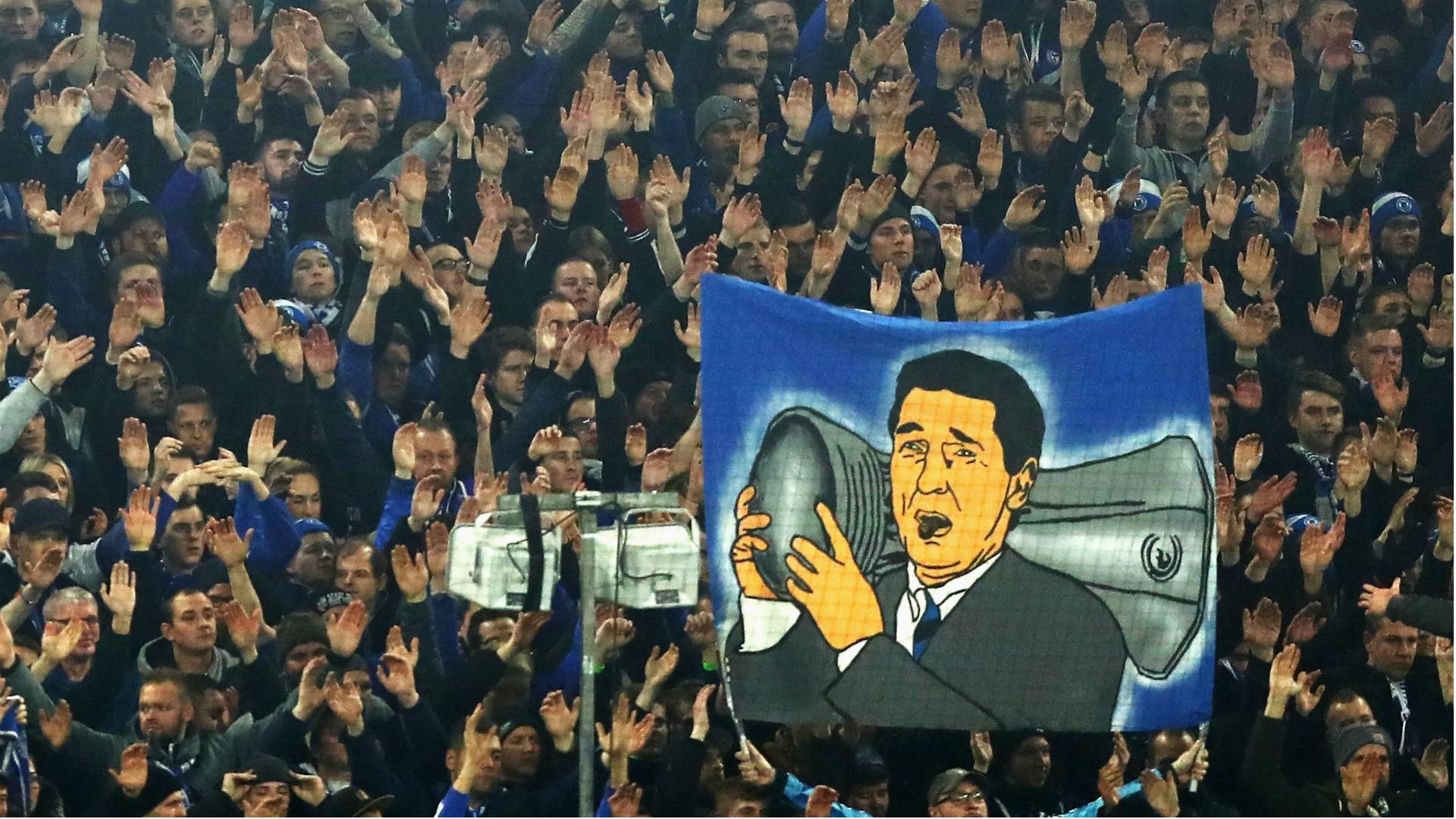 Rudi Assauer Schalke 04 fans