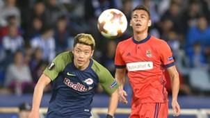 Hector Moreno Real Sociedad