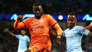 Tanguy Ndombele Raheem Sterling Lyon Manchester City