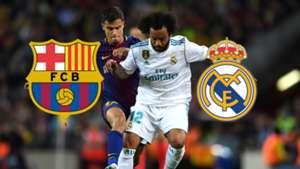 Barcelona Real Madrid Clasico