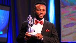Bandari defender of the year Felly Mulumba.