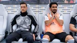 Mesut Özil Ilkay Gündogan DFB 08062018