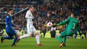 Bale Real Madrid Fuenlabrada Copa del Rey