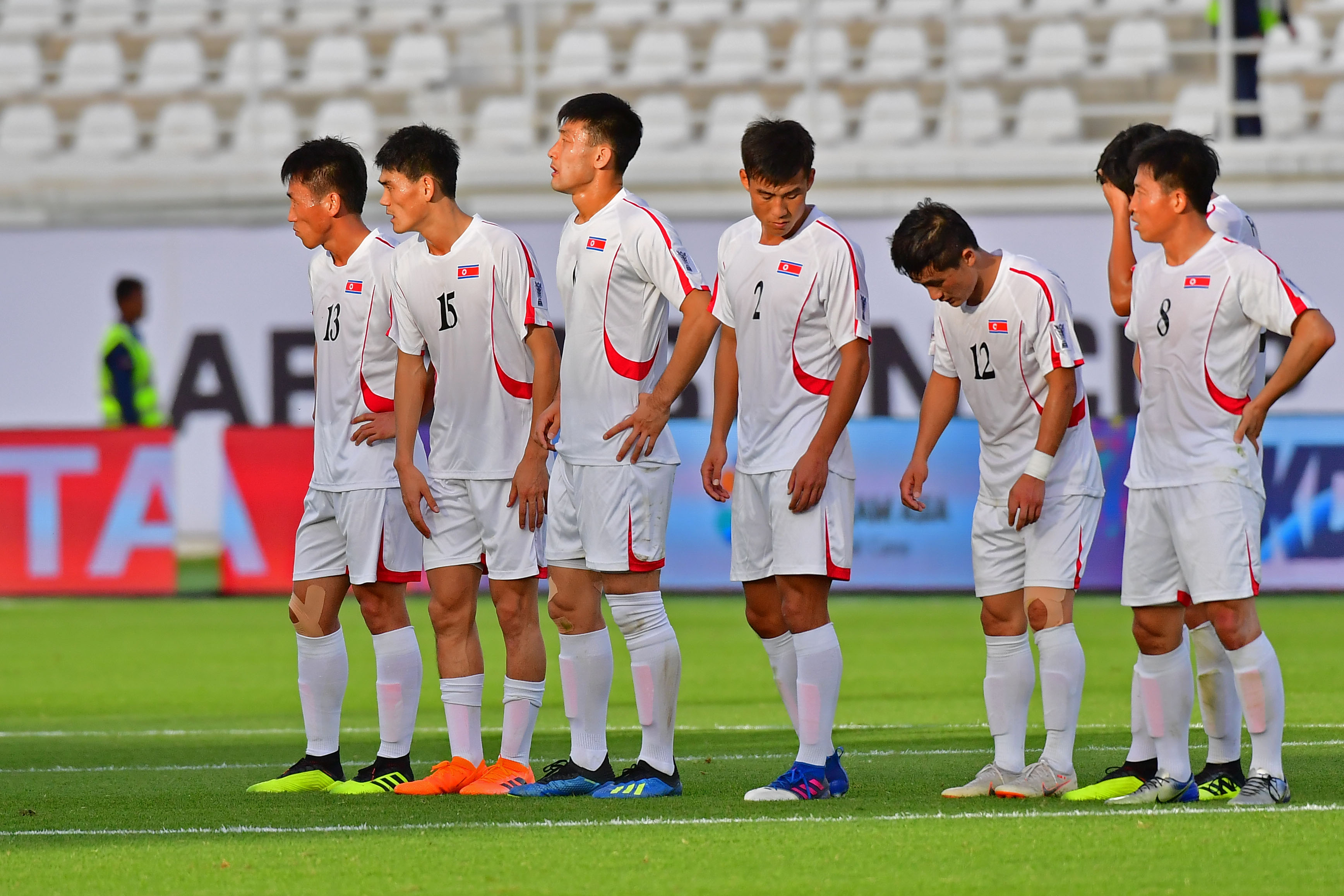 North Korea Football Team Asian Cup 2019