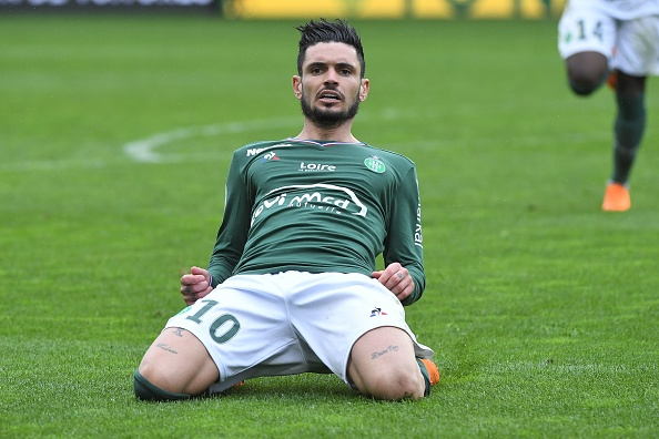 Rémy Cabella rejoint l'AS Saint-Étienne — Officiel