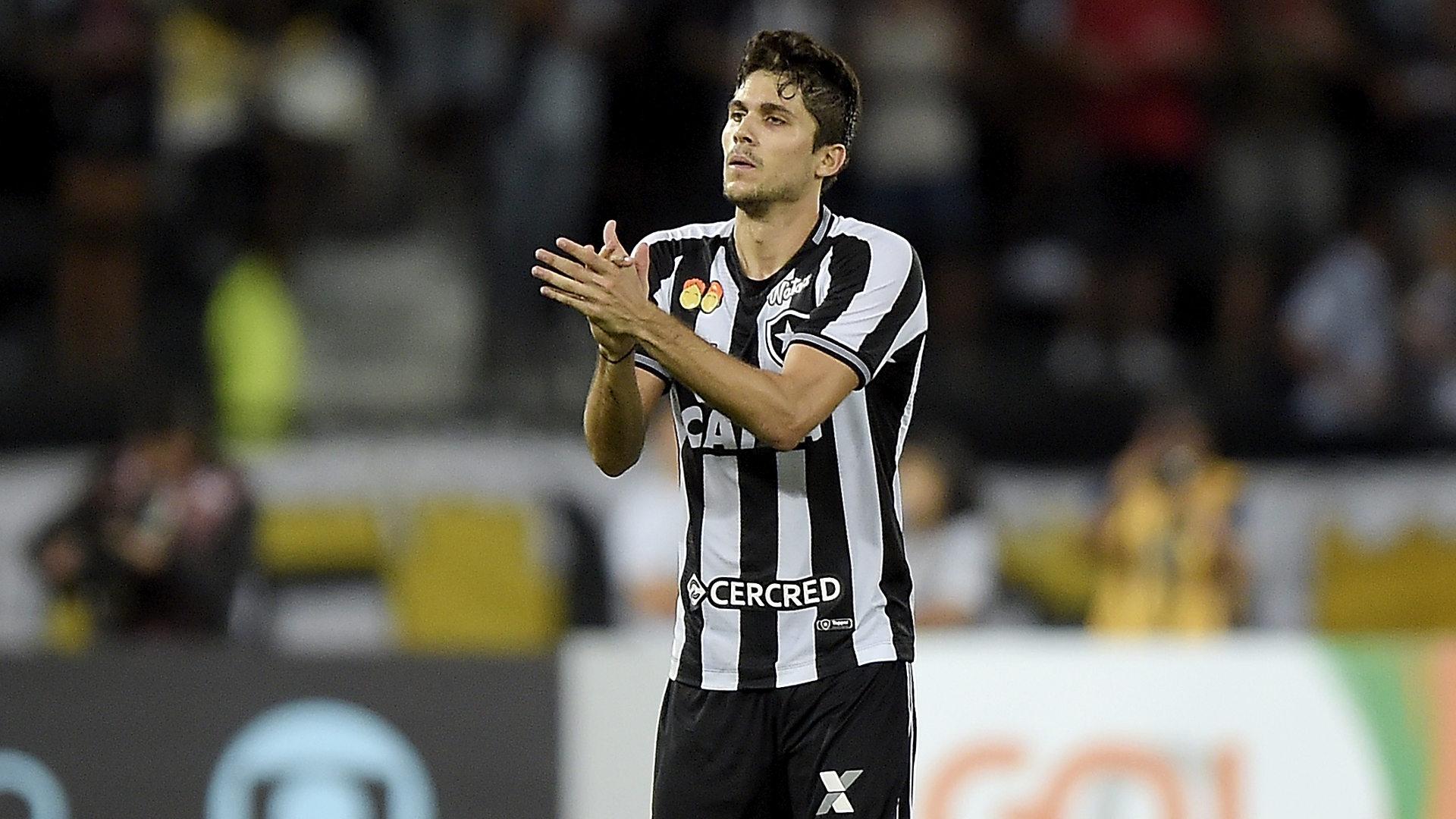 Igor Rabello Botafogo Palmeiras 16042018 Brasileirao Serie A