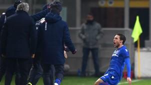 Simone Verdi Milan Bologna Serie A