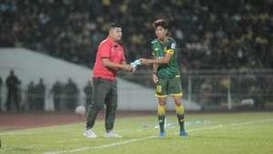Aidil Shahrin, Perak v Kedah, Super League, 8 Feb 2019