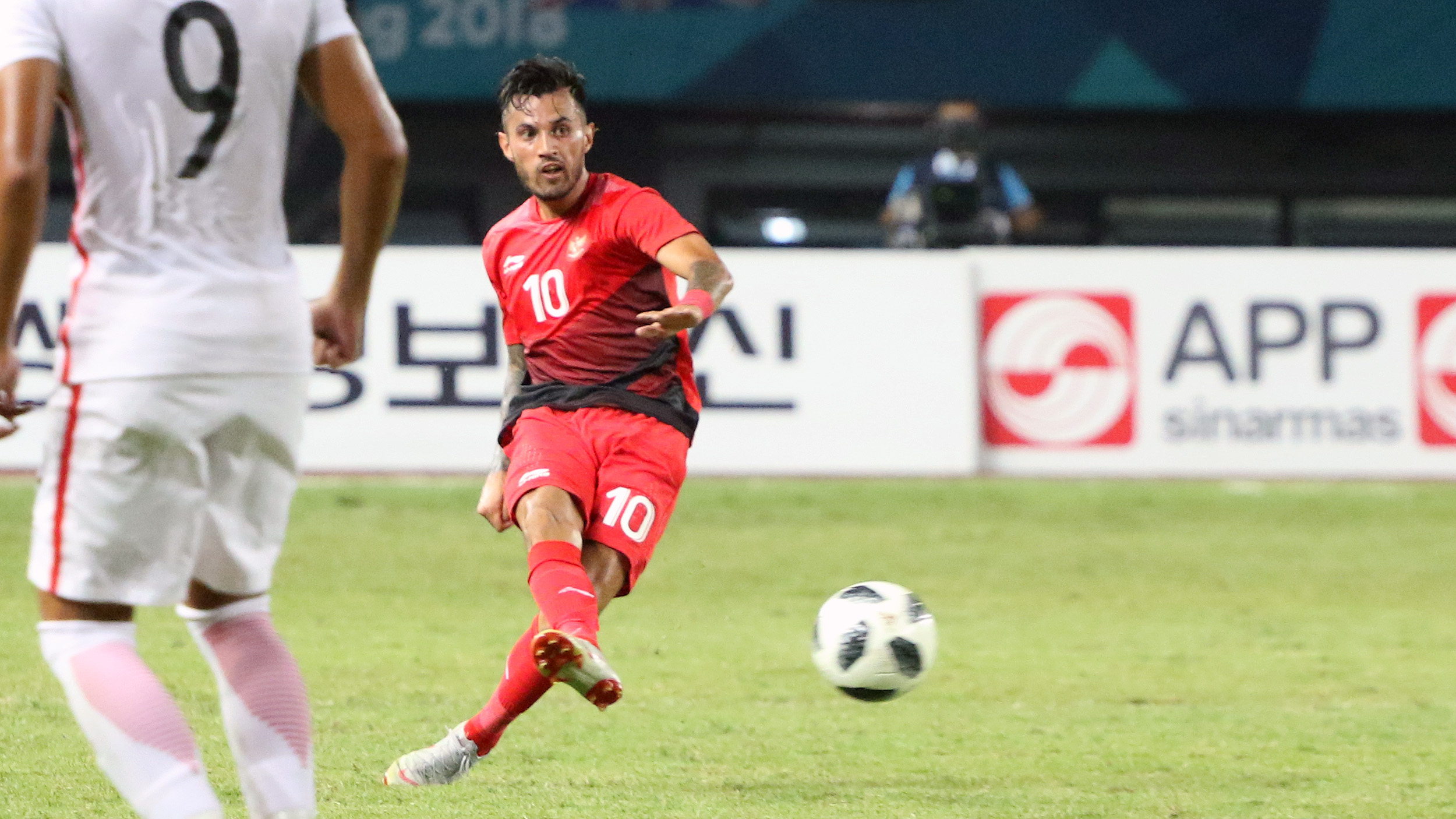 Stefano Lilipaly - Indonesia U-23 Asian Games