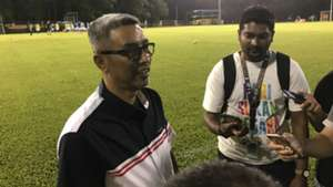 Datuk Yusoff Mahadi, Melaka United, 30/05/2017