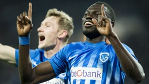 Omar Colley of Genk