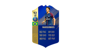 FIFA 18 Ligue 1 Team of the Season Marquinho